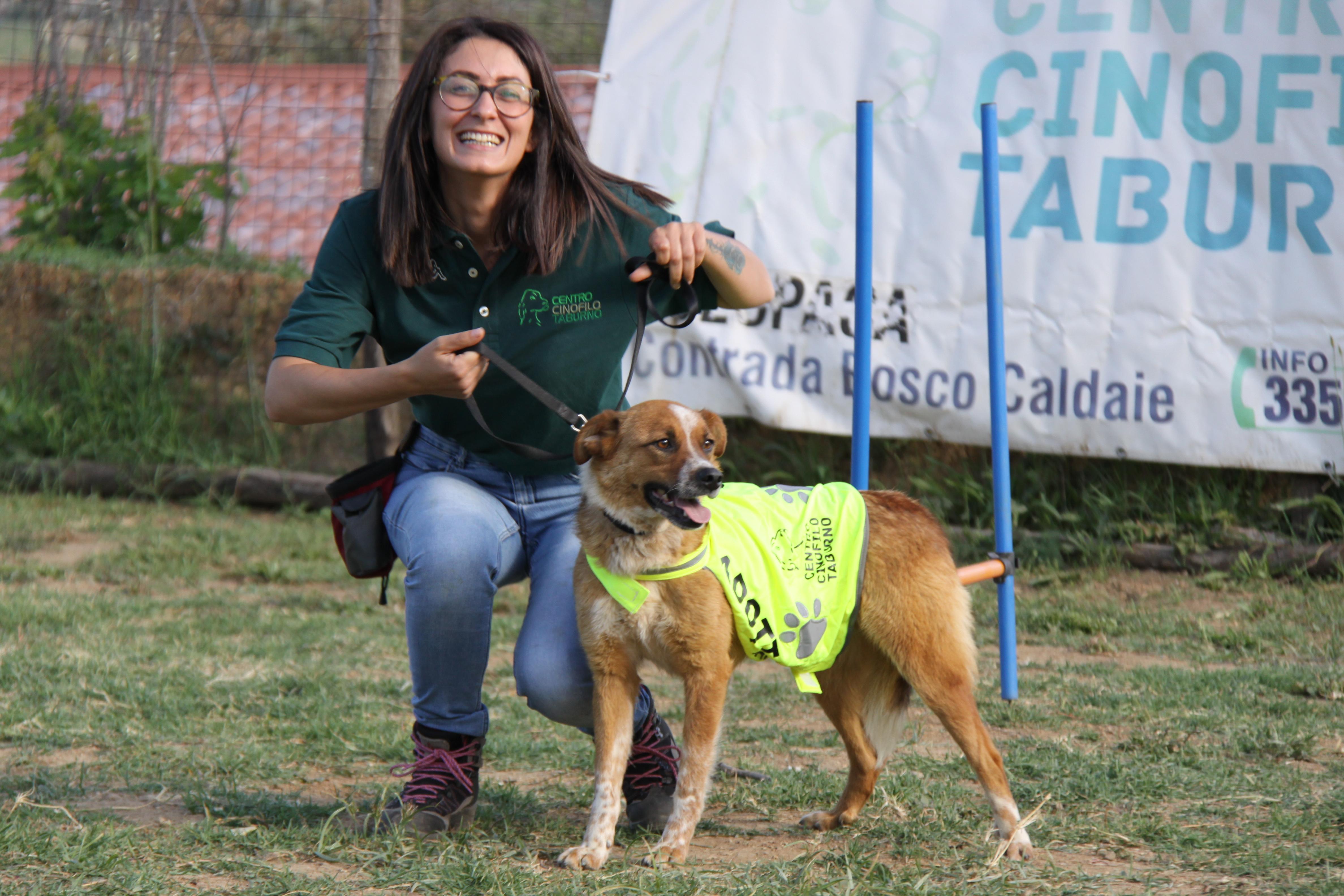 """I Workshop ""La rieducazione dei cani di canile"" Dott. Carlo Ciceroni"